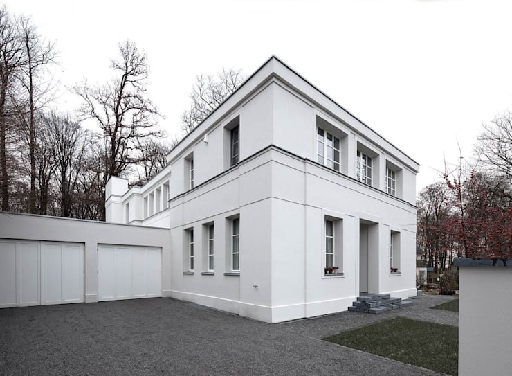 Classic style houses by CG VOGEL ARCHITEKTEN Classic