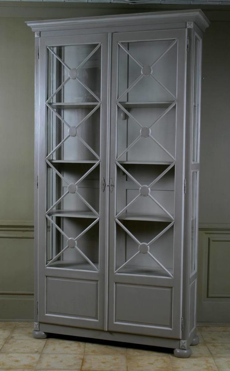 Colección II Bookcase: Salones de estilo  de The best houses