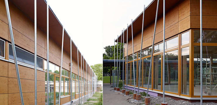 Sekolah by A-Z Architekten