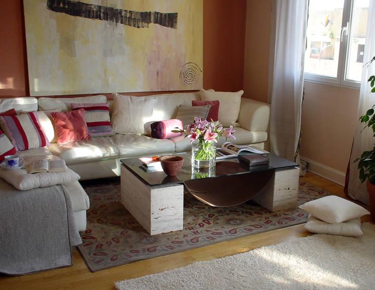 Sala de estar  por GONZALO DE SALAS