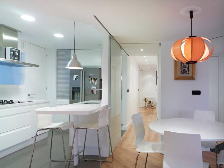 廚房 by DOS · arquitectura