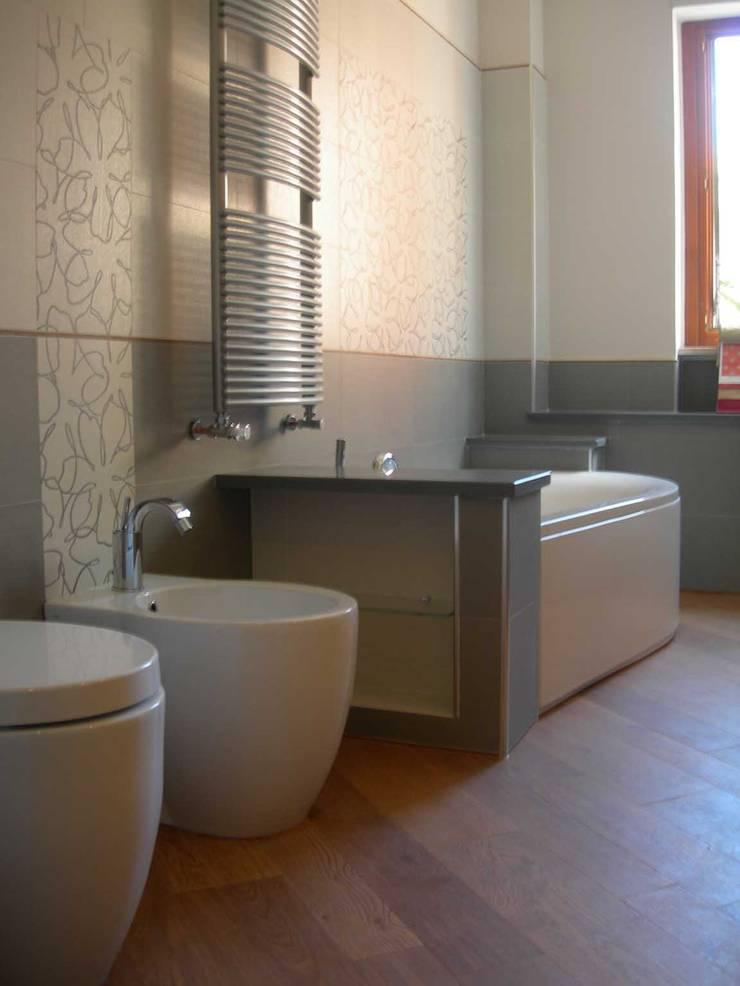 浴室 by Studio Pierpaolo Perazzetti