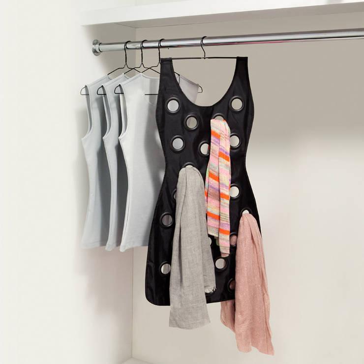 Органайзер для шарфов Little black dress: Гардеробная в . Автор – Enjoyme