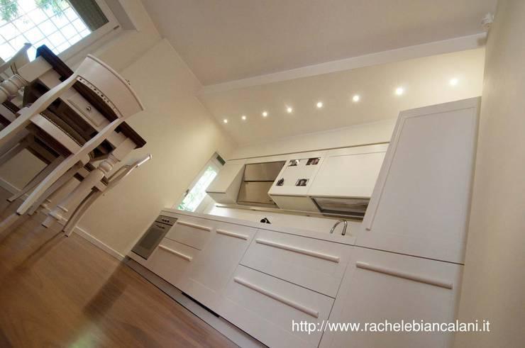 Gianicolo – Rome: Cucina in stile  di Rachele Biancalani Studio