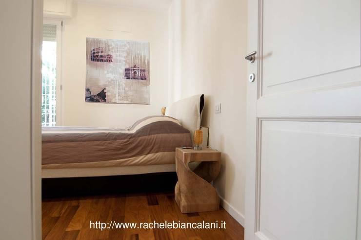 Gianicolo - Rome: Camera da letto in stile  di Rachele Biancalani Studio