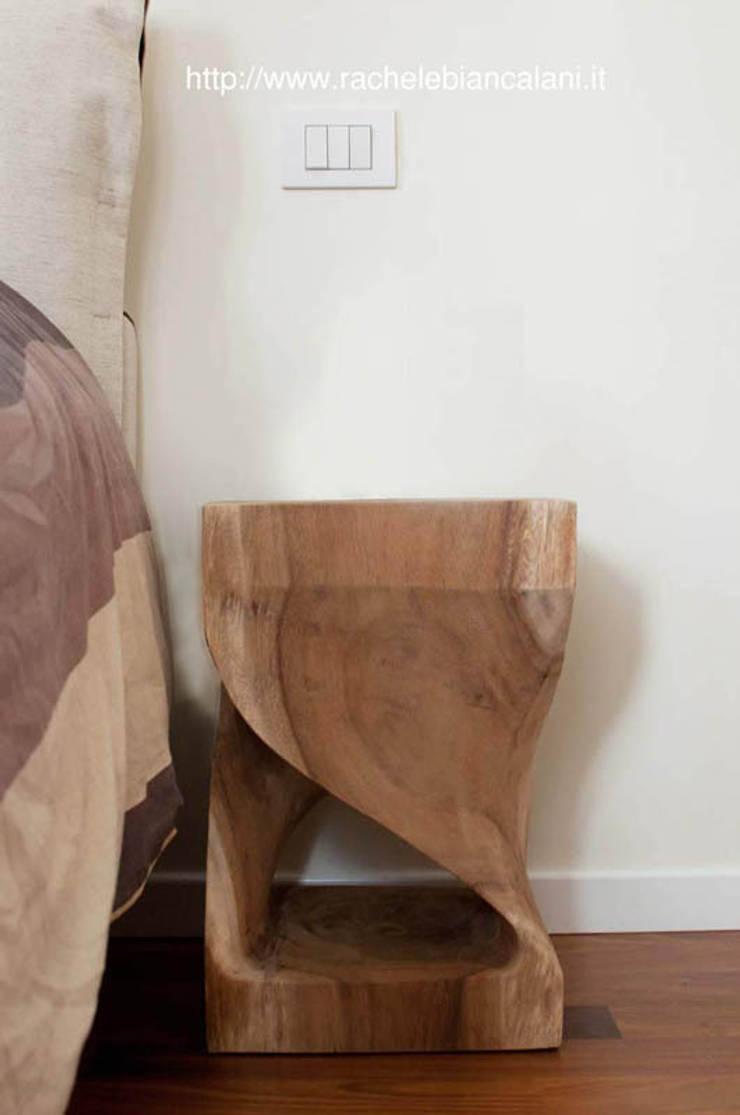 Gianicolo – Rome: Camera da letto in stile  di Rachele Biancalani Studio