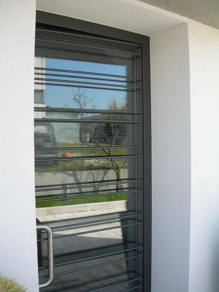 Studio Pierpaolo Perazzetti의  창문 & 문