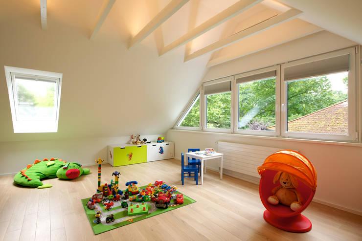 Детские комнаты в . Автор – GRID architektur + design