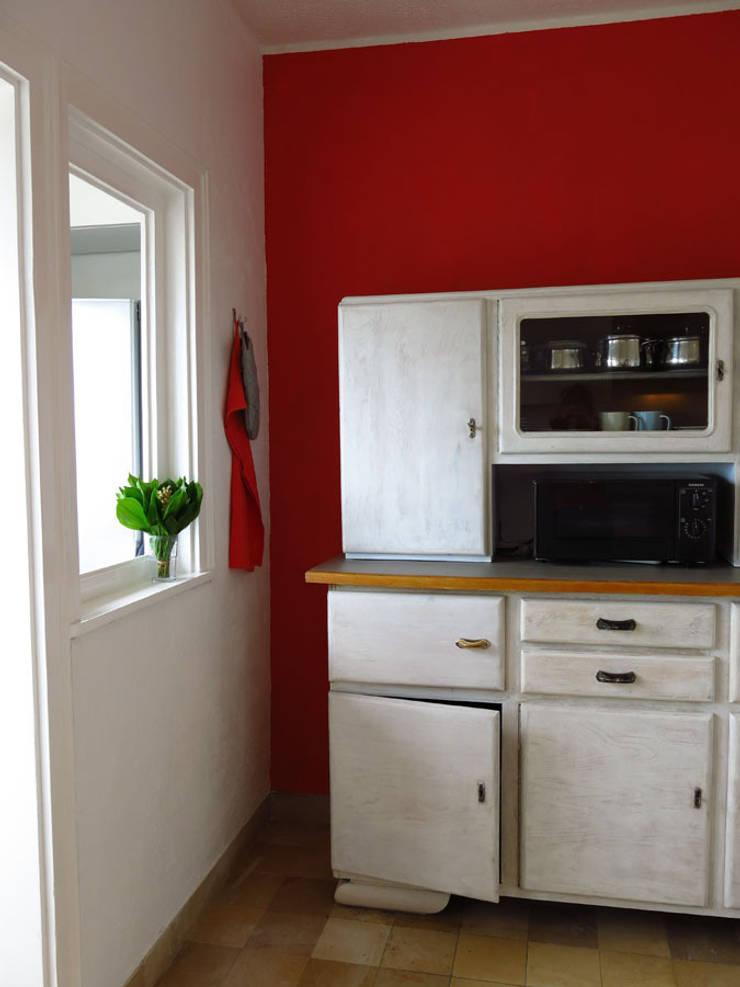 Küche:  Wohnzimmer von Holzer & Friedrich GbR,
