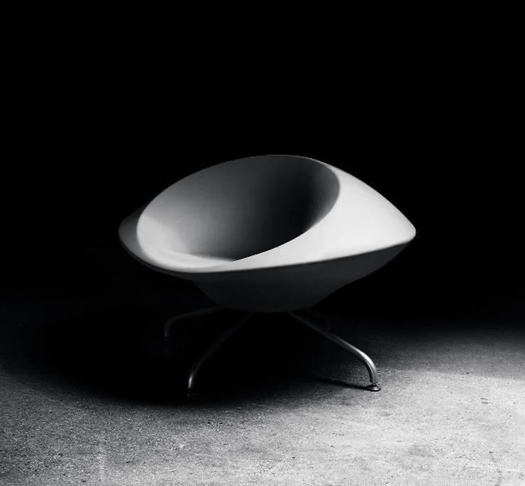 Salas de estilo  por Concrete Rudolph GmbH