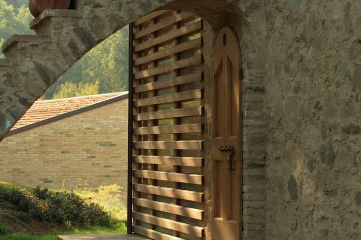 Fontanelle: Case in stile  di Arcostudios