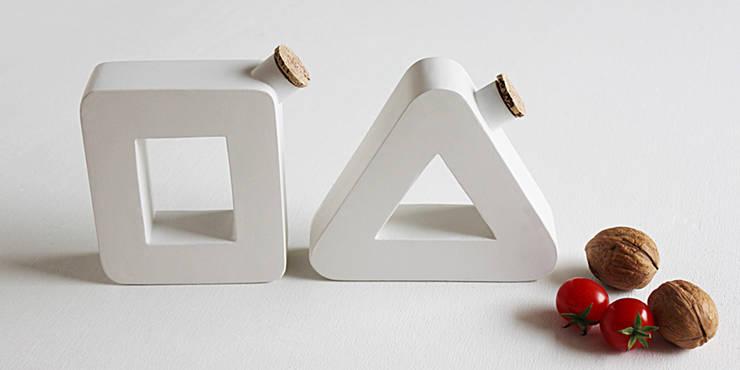 Mehdi Pour design studio: eklektik tarz tarz Mutfak