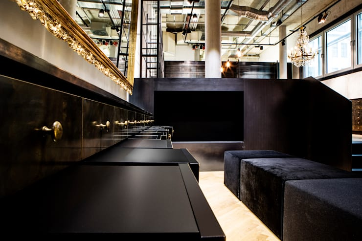 Commercial Spaces by BESPOKE GmbH // Interior Design & Production