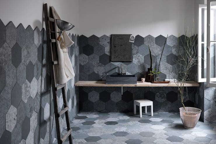 Projekty,  Ściany i podłogi zaprojektowane przez Artesia