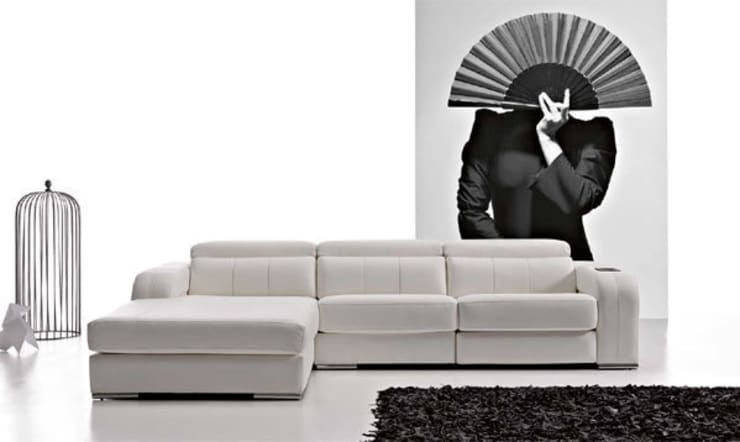 modern Living room by Arte Habitat Interiores
