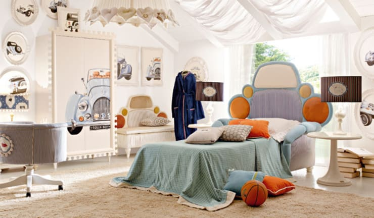 Chambre d'enfants de style  par Decoration Digest blog