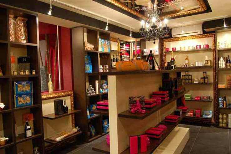 Plaisir Gourmet: Cocinas de estilo  de Arquitectura de Interior