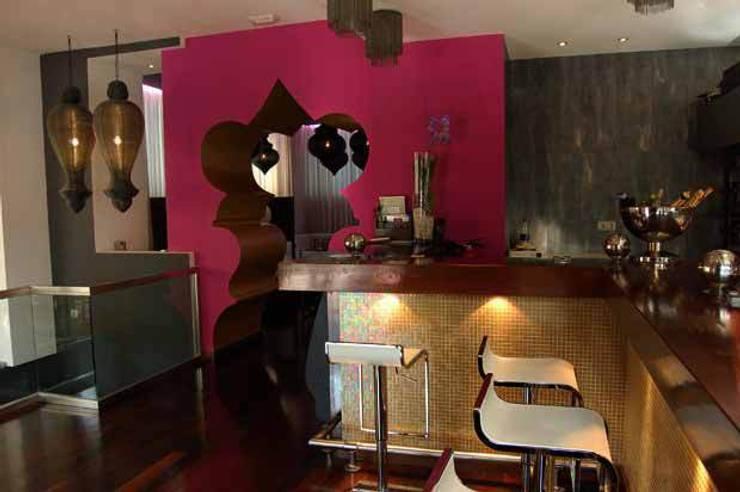 Restaurante Bósforo – Estambul: Comedores de estilo asiático de Arquitectura de Interior