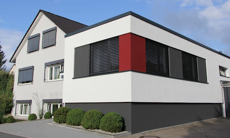 Architekturbüro HOFFMANN의  사무실
