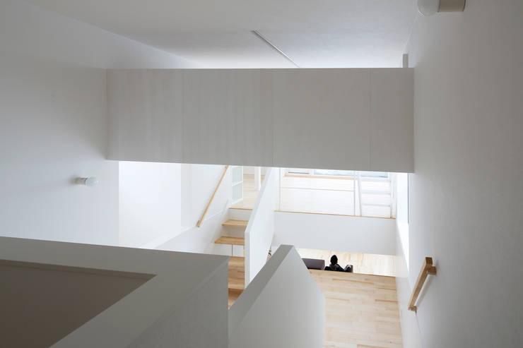 春光の家: 一色玲児 建築設計事務所 / ISSHIKI REIJI ARCHITECTSが手掛けた和室です。,モダン