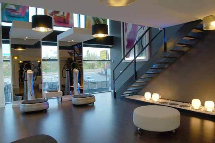 Gym by Arquitectura de Interior
