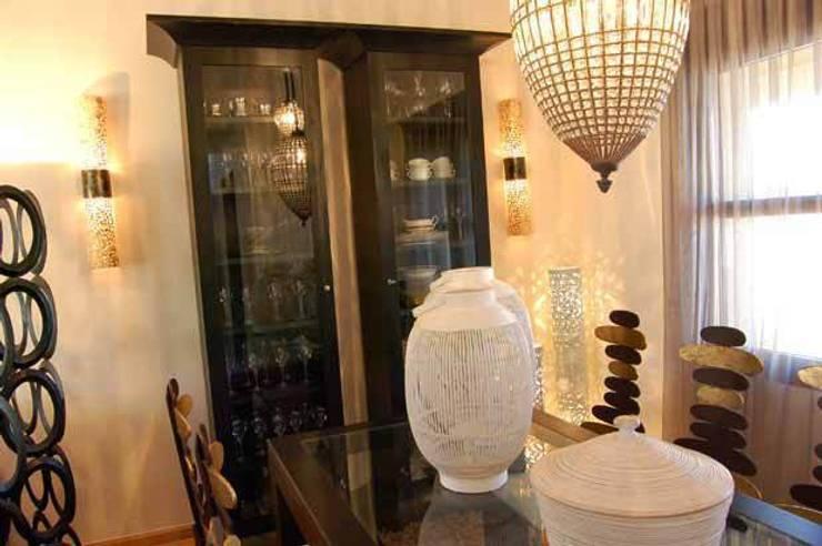 Vivienda en La Lastrilla Segovia: Comedor de estilo  de Arquitectura de Interior