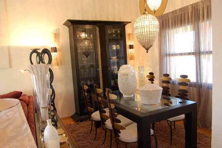 Vivienda en La Lastrilla Segovia: Comedores de estilo  de Arquitectura de Interior