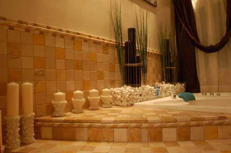 Baños de estilo  por Arquitectura de Interior