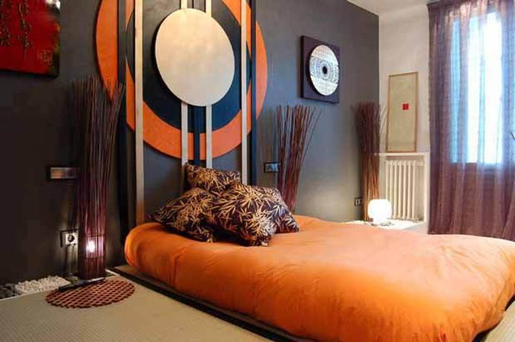 Спальни в . Автор – Arquitectura de Interior