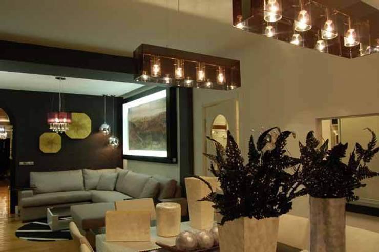 Ruang Keluarga by Arquitectura de Interior