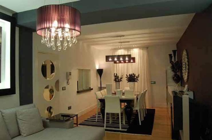 Ruang Makan by Arquitectura de Interior
