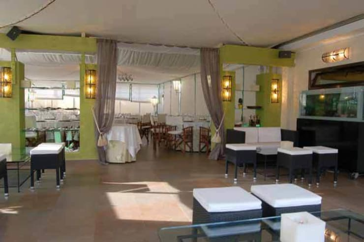 Arquitectura de Interior:  tarz Yemek Odası