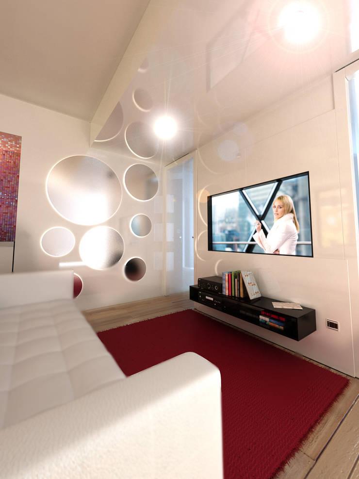 moderne Eetkamer door maurococco.it