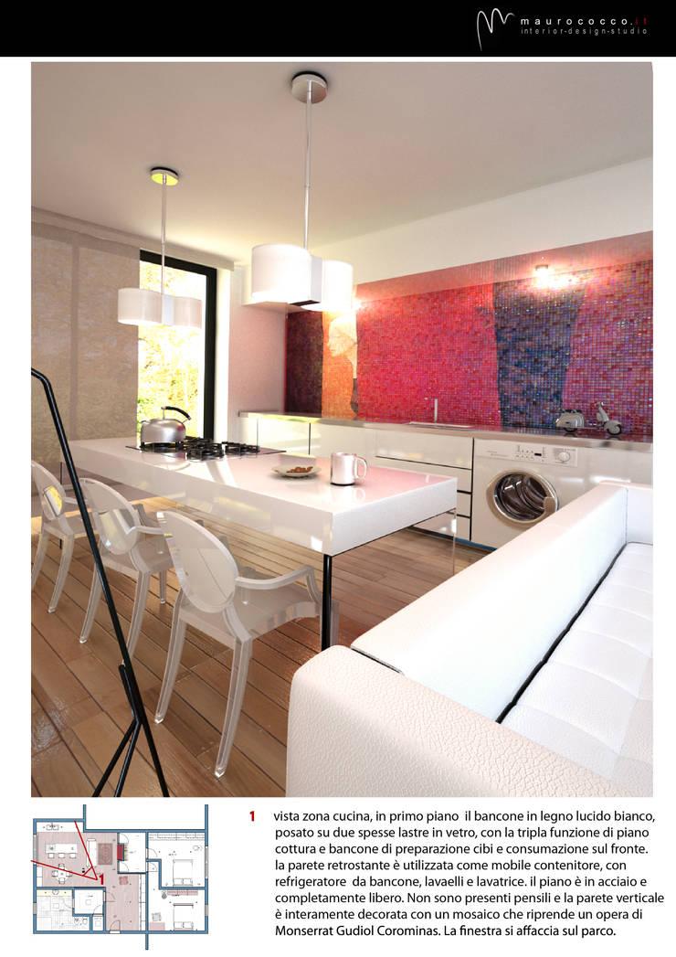 moderne Keuken door maurococco.it