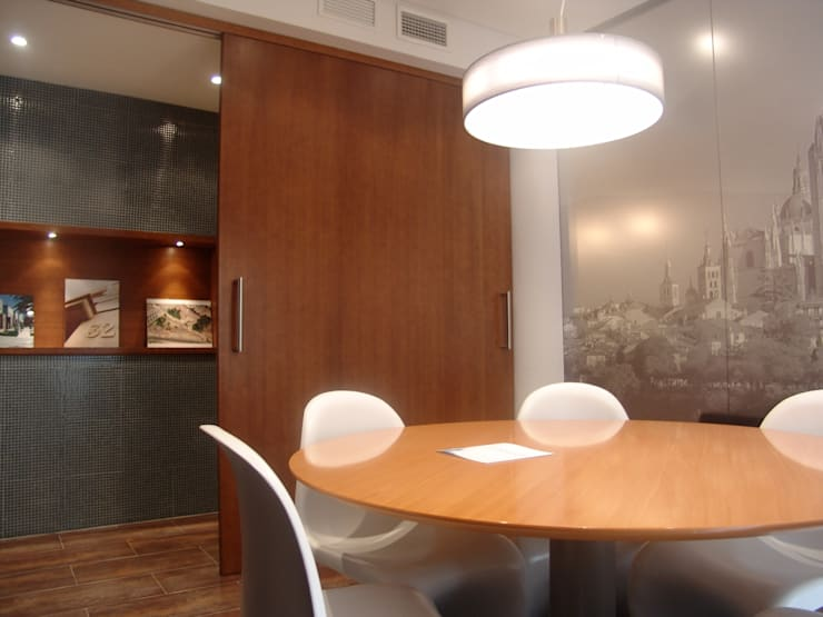 Offices & stores by I AM Home