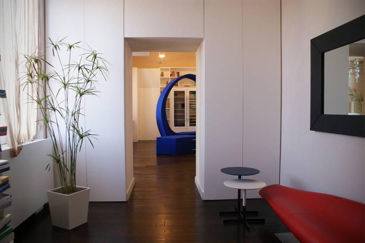 Corridor & hallway by maurizio pappalardo romina fava