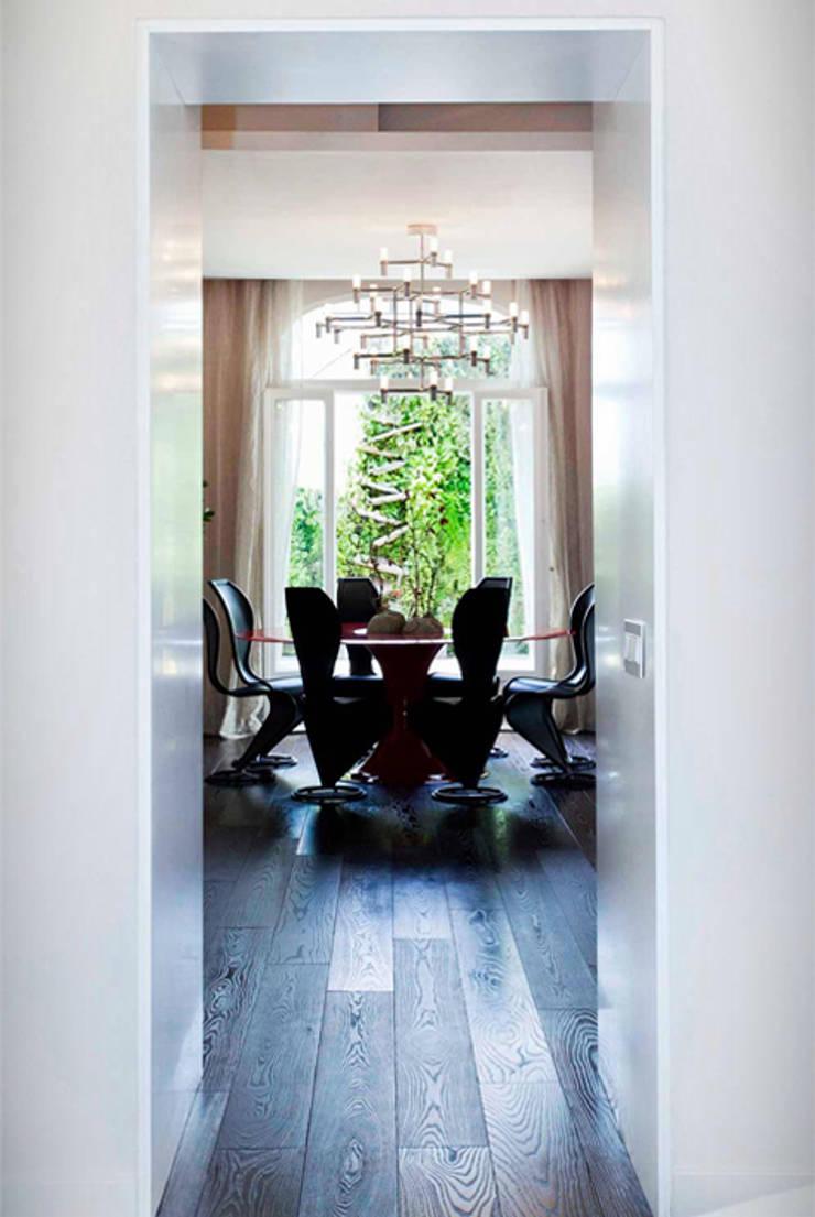 Dining room by maurizio pappalardo romina fava