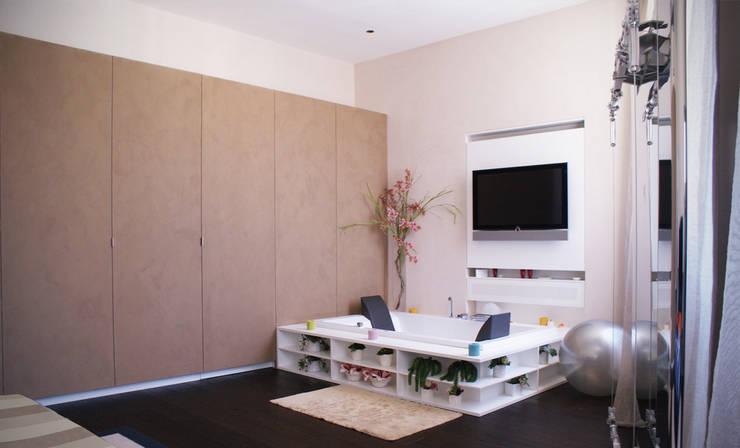 Living room by maurizio pappalardo romina fava