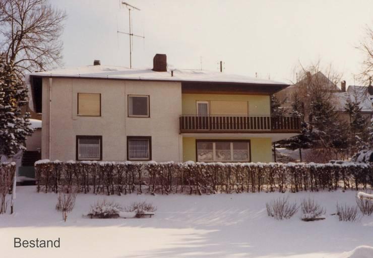 Casas de estilo  por Architekturbüro HOFFMANN
