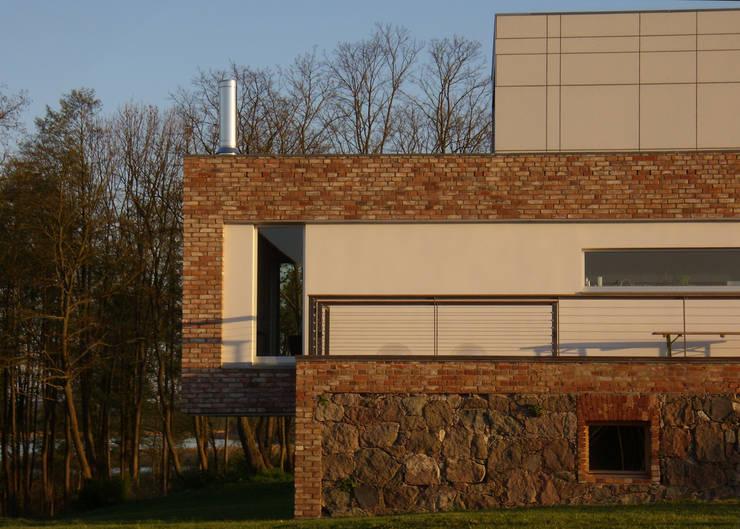 Hohenzollern Architekten: modern tarz Evler