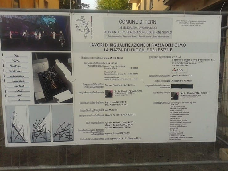 Winkelruimten door Alessio Patalocco Architetto