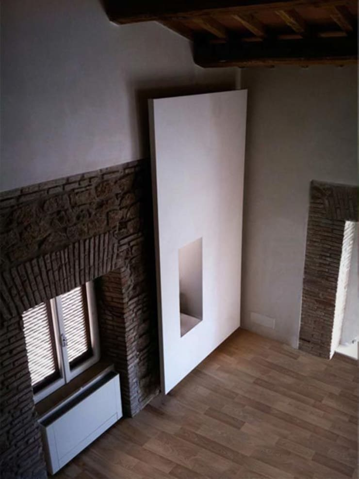 Salas de estilo rústico por maurizio pappalardo romina fava
