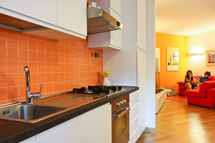Cocinas de estilo  de Alessio Patalocco Architetto