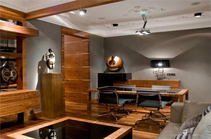 Salas multimídia  por MANUEL TORRES DESIGN