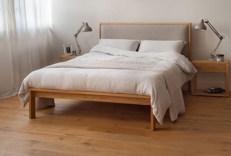 Quarto  por Natural Bed Company