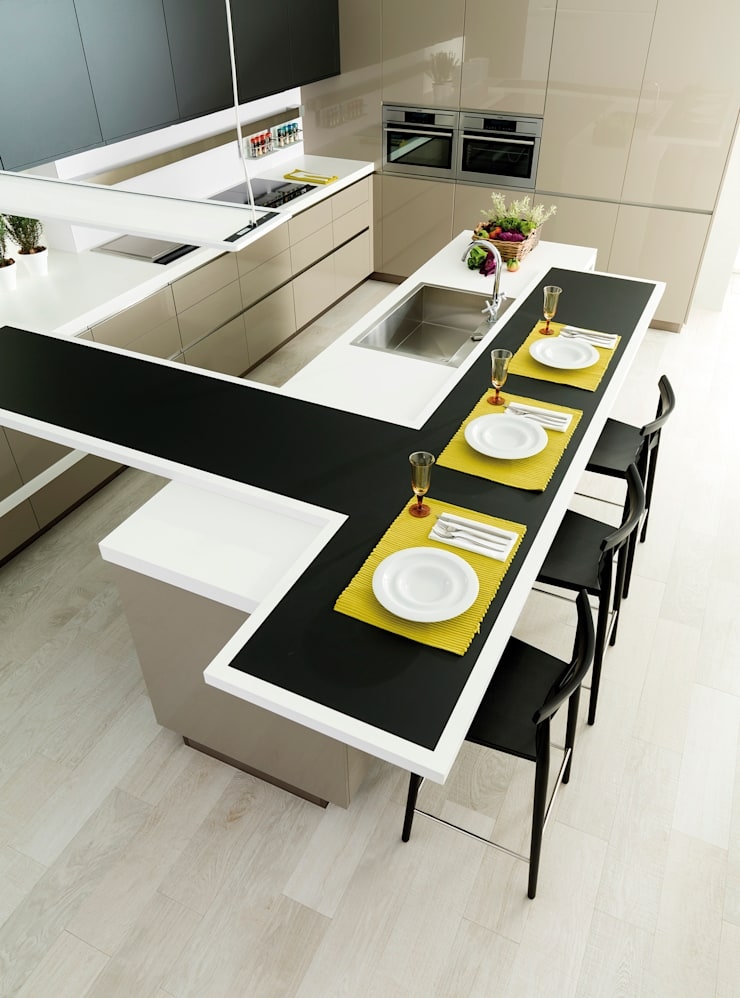 modern Kitchen by GAMA-DECOR S.A.