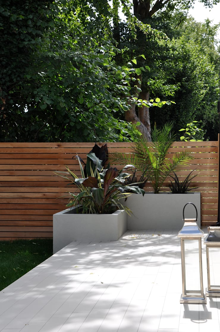 North London Entire House Remodelling:  Terrace by Studio TO