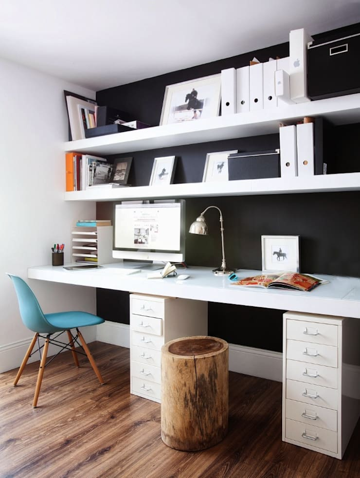 Study/office by decoraCCion