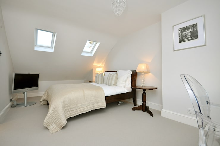 Fulham 1:  Bedroom by MDSX Contractors Ltd