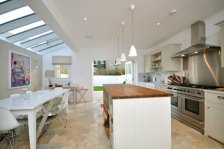 Cozinhas modernas por MDSX Contractors Ltd